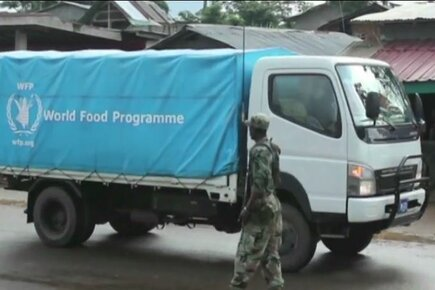 WFP Scales Up Its Response To Ebola Outbreak In West Africa