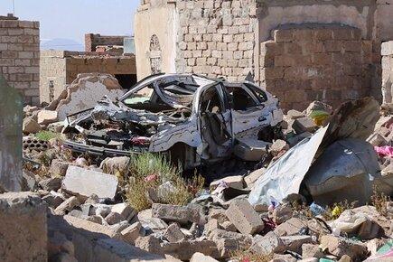WFP Alarmed as Hunger Cripples War Torn Yemen (For the Media)