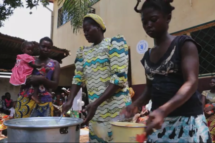Central African Republic Can't Wait, Says WFP Head