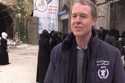 WFP Providing Life-Saving Food to People Returning to Eastern Aleppo City (For the Media)