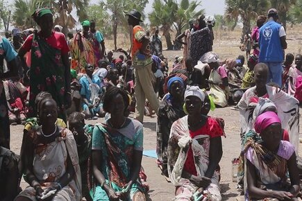 WFP's Swift Response to Famine in South Sudan Reaches the Most Vulnerable (For the Media)