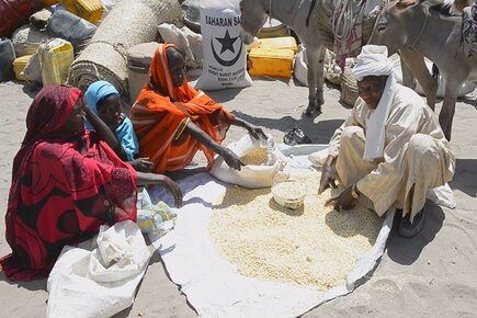WFP Scales Up to Avert Famine in Boko Haram Affected Areas of Nigeria and Lake Chad Region (For the Media)