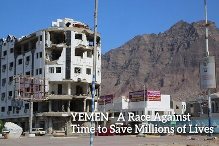 A Race Against Time to Save Millions of Lives in Yemen