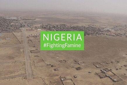 #FightingFamine - Nigeria
