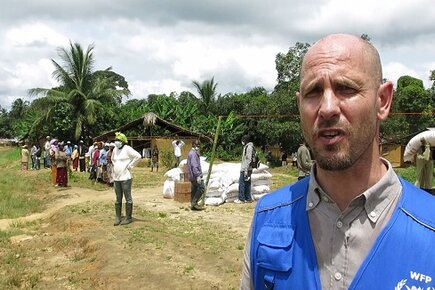WFP Provides Vital Logistics Lifelines to Ebola-Affected Countries But Needs More Funds (For the Media)