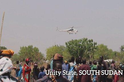 #FightingFamine - South Sudan