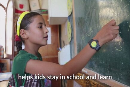 MENA Initiative for School Meals and Social Protection