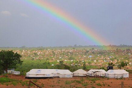 WFP Forced to Cut Food Rations For South Sudanese Fleeing Famine and Conflict in Uganda (For the Media)