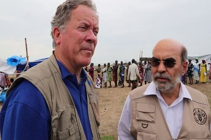 Heads of UN Food Agencies Call for Urgent Peace in Famine-Stricken South Sudan (For the Media)