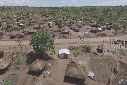 WFP Doubles Operations in Uganda as Refugees Continue to Arrive from War-Torn South Sudan (For the Media)