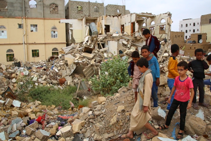 Rare Video from the Frontlines of the Conflict in Yemen Shows Escalating Violence is Increasing Hunger, Displacement and Desperation (For the Media)