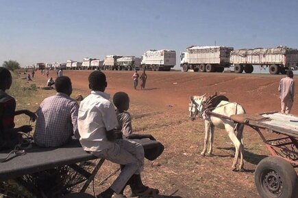 WFP Welcomes Cross-Border Humanitarian Deliveries to South Sudan via Sudan (For the Media)