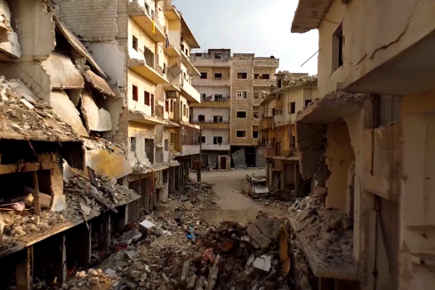 New WFP Video From Idlib Shows Desperate and Hungry People Caught in the Largest Wave of Displacement in 9 Years of Syrian Conflict (For the Media)