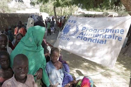 WFP Alarmed at Spread of Violence Into Niger (For the Media)