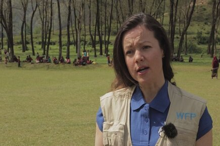 Nepal Earthquake - WFP Reaching Hardest Hit Remote Areas (For the Media)