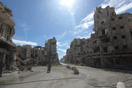 8 Years of War in Syria: Returning to Rebuild with Fears of a Lost Generation (For the Media)
