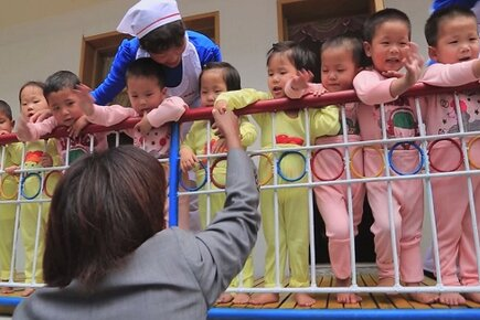 WFP Executive Director Visits Democratic People's Republic of Korea (For the Media)
