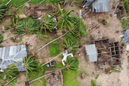 New Footage Shows Aftermath of Cyclone Kenneth and WFP Response (For the Media)