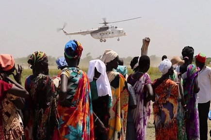 UN Agencies Warn Tens of Thousands on Brink of Famine in South Sudan (For the Media)
