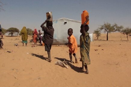 New Surge in Hunger as More People Flee Increasing Boko Haram Violence in Lake Chad Region (For the Media)