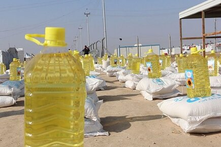 WFP reaching newly accessible areas in Iraq (For the Media)