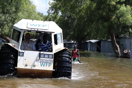 WFP Video Shows Devastating Flooding in Violence Torn Jonglei, South Sudan (For the Media)