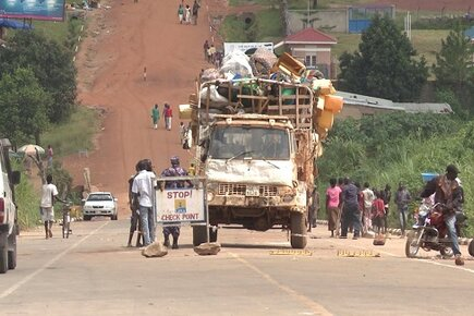 WFP Emergency Operation to Assist around 80,000 South Sudanese Refugees into Uganda (For the Media)