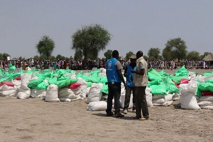World Food Programme Forecasts Early Arrival Lean Season in South Sudan (For the Media)