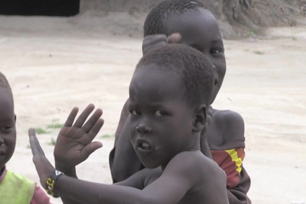 Hunger Peaks as South Sudan Marks 'Uhuru' (Independence) (For the Media)