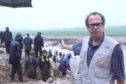 Floods Bring Devastation To DPR Korea