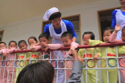 WFP Head Looks At Nutrition Situation In DPR Korea
