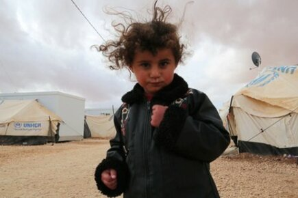 Syrians need your help