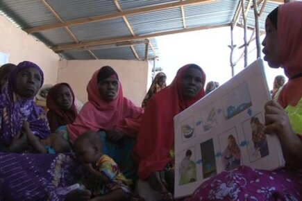 Somali Mothers Learn To Defend Their Children From Malnutrition