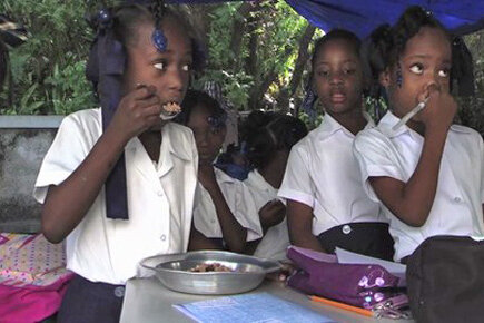 Haiti: Starting Over From School
