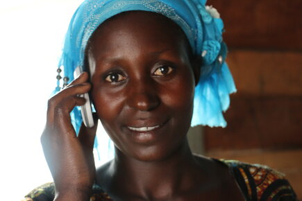 We'll Call You Back: WFP's 2 Way Communications in DRC
