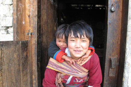 School Feeding In Bhutan: Going The Last Mile