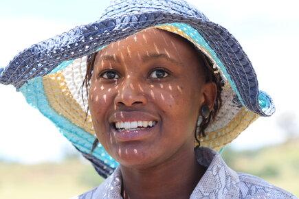 Cash for Assets Changes Lives in Lesotho