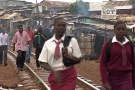 School meals in Kibera