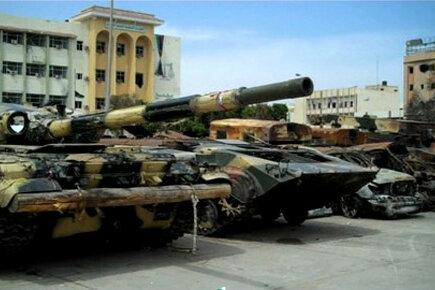 Libya: Food Arrives in Embattled Misrata