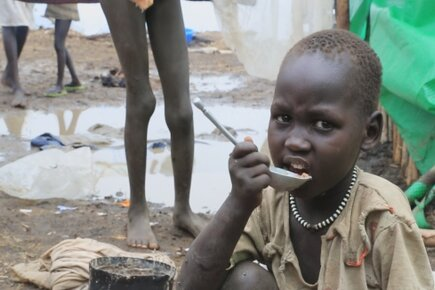 Heads Of WFP And UNHCR Visit South Sudan And Ethiopia Amid Alarming Spread Of Hunger And Displacement (For the Media)