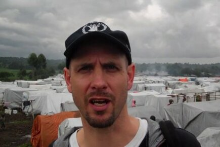 WFP Web Editor Martin Penner In DR Congo