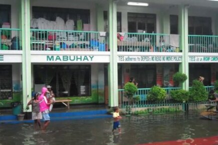 How We're Helping Families Hit by Torrential Rains In the Philippines