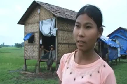Rebuilding Lives In Myanmar's Ayeyarwaddy Delta