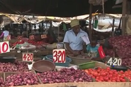 Rising Food Prices Take Heavy Toll In Kyrgyzstan