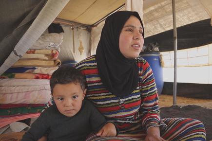 Food Assistance Cuts Overshadow Syrian Refugees' Ramadan