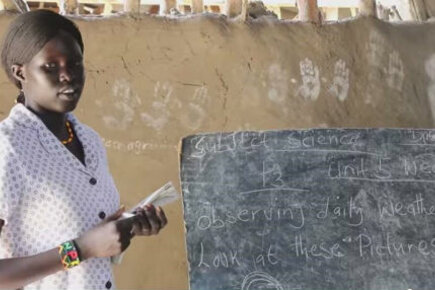 Shaping A Brighter Future in South Sudan