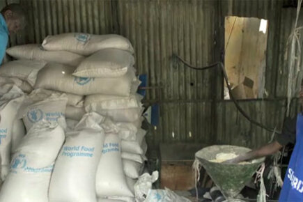 By Purchasing Maize from Somali Farmers, WFP Links Them to Markets and Boosts Sustainability