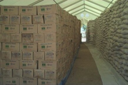 WFP scales up storage capacity in flood-hit Pakistan