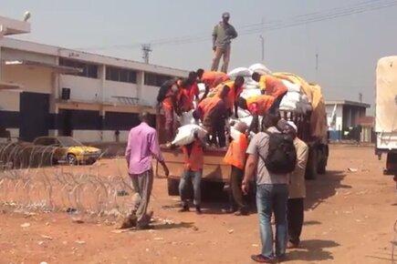 CAR: Food Distributions Resume At Bangui Airport