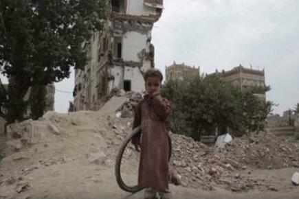 Humanitarian Aid Arriving in Yemen Despite Steep Challenges